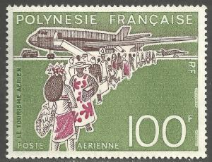 FRENCH POLYNESIA SCOTT C114