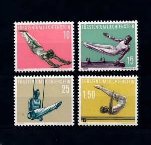 [45095] Liechtenstein 1957 Sports Gymnastics MLH