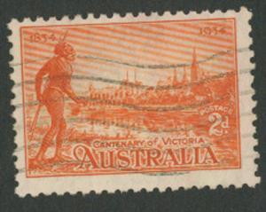 Australia 1934 SG 147 Good used