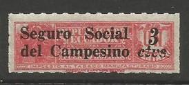 ECUADOR RA32 MNH Z6-101-4