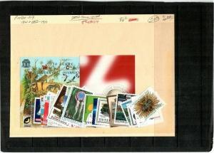 Austria Scott 1861,1882-1910 Mint NH (2002 Comm. Year Set) - Catalog Value $86