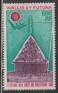 Wallis and Futuna Islands  SC C40  Mint Never Hinged