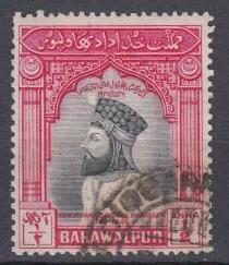 Bahawalpur - 1947 Bicentenary Sc# 1 (9840)