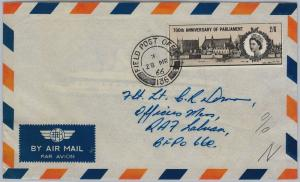 Straits Settlements - COVER from FIELD POST OFFICE 136 : KUCHING !