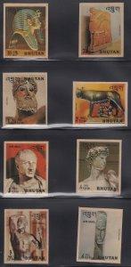 Bhutan   #126-26G      mnh     cat  $30.05