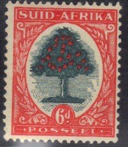 REP SOUTH AFRICA SC# 25B **MNH** 1926  ORANGE TREE 6p  SEE SCAN