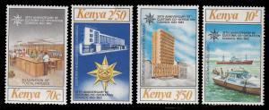 Kenya 262 - 265 MNH