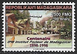 Madagascar # 1358B - Pasteur Institute - used....(BRN30)