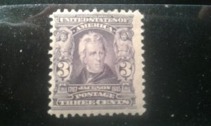 US #302 mint hinged e197.4640