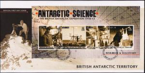 British Antarctic Territory Scott 432 Unaddressed.