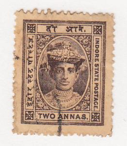 India-Indore - 1905 - SC 11 - Used