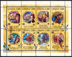 Ghana 1992 Scott #1463 Mint Never Hinged