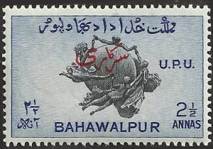 BAHAWALPUR - 29 - Unused - SCV-0.25