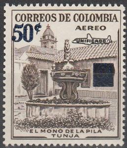 Colombia #C340 MNH F-VF (SU5319)