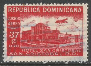DOMINICAN REPUBLIC C76 VFU C664-3