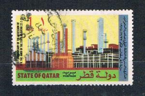 Qatar 426 Used (Q0019)