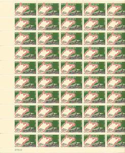 US 1232 - 5¢ West Virginia Unused