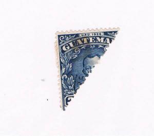 Guatemala 300 Used Diagonal Perf 1941 (G0372)