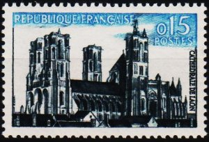 France. 1960 15c S.G.1461 Unmounted Mint