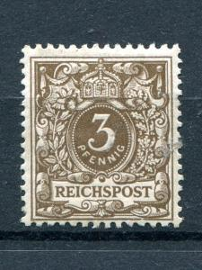 germany #46 Mint O.G.  shade ?