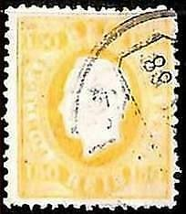 94965h - PORTUGAL -  STAMP -   AFINSA #  28 -  Very Fine USED - LUX
