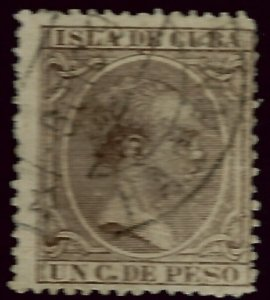 Cuba SC#132 Used Fine SCV$16.00...A very Popular Country!!