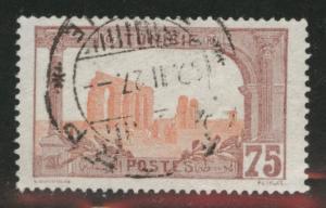Tunis Tunisia Scott 50 used 1906 stamp