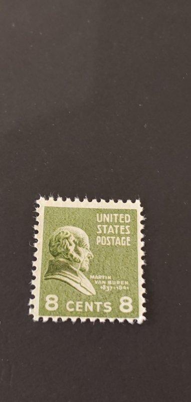 US 813 MNH