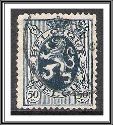 Belgium #207 Lion Used
