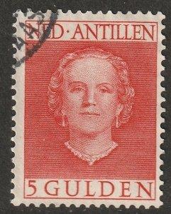 Netherlands Antilles 1950 Sc 228 used