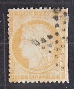 France 1870-1873 Ceres (1943-Т)
