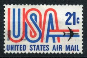 United States - SC #C81 - AIRMAIL USED - 1971 - Item USA098