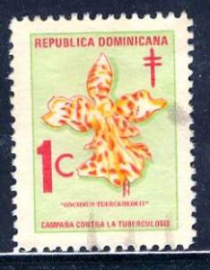 Dominican Rep. 1969: Sc. # RA55; O/Used Cpl Set