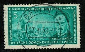 Karl Liebknecht, Germany, DDR, (3560-Т)