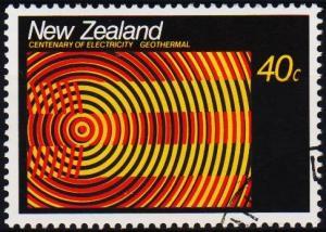 New Zealand. 1988 40c S.G.1444  Fine Used