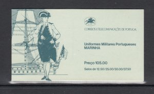 Portugal Scott #1562a Booklet