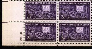 US.# 926 MOTION PICTURE - 50TH ANNIVERSARY - SHEET OF 50 MOGNH - VF (ESP#386)