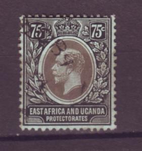 J20970 Jlstamps 1912-8 E.africa & uganda proct used #48c king