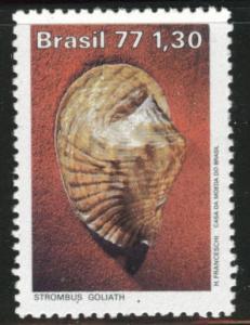 Brazil Scott 1514 MNH** 1977 shell