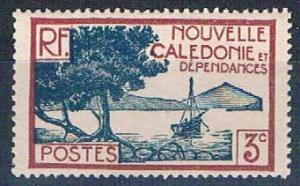 New Caledonia 137B MNH Bay of Paletuviers (N0581)+