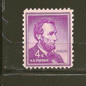 USA 1036 Lincoln MNH