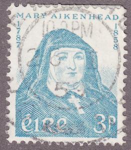 Ireland 167 USED 1958 Mother Mary Aikenhead