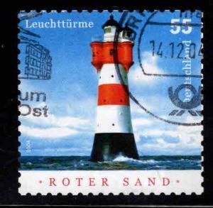 Germany Scott 2291 Used Light house  stamp