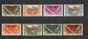 Fr. Polynesia Sc#126-135 M/H/VF, Partial Set, Cv. $255