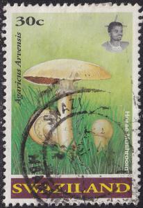 Swaziland 632 Horse Mushroom 1994