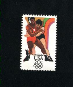 USA #2084 used 1984 PD .08