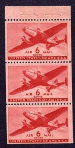 USA 1941 Scott C25a mnh  scv $3.50 less 50%=$1.75 Buy it Now !!!!!!!