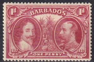 Barbados #180 F-VF Unused (SU7667)