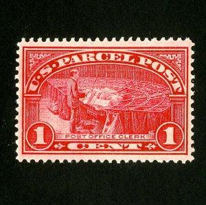 US Stamps # Q1 Superb Fresh OG NH