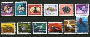 COCOS ISLAND 8-19 MNH SCV $9.00 BIN $5.00 MARINE LIFE